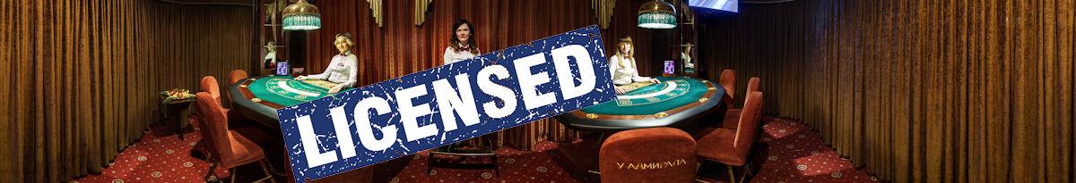 Miks mängida blackjacki litsentseeritud kasiinos?