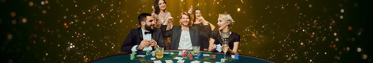 Kaardipõhiste kasiinomängude mängimise põnevus